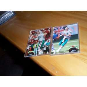 stadium club football trading cards miami dolphins
