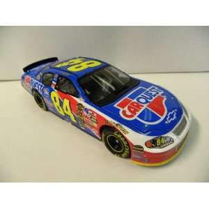 24 Scale Action Nascar #84 Kyle Busch 2004 Monte Carlo  Elite  Car