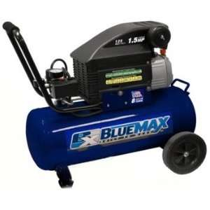 Reconditioned Blue Max 42801 1.5 HP 8 Gallon Horizontal Air Compressor