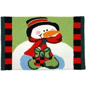 Jellybean Frosty With Gift Indoor Outdoor Accent Rug
