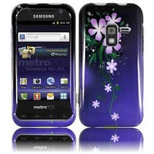 Nightly Flower Hard Case Cover for Samsung Attain 4G R920