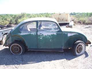 AutoCheck found NO records for this 1968 Volkswagen Beetle   Classic.