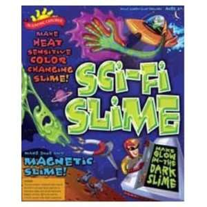 Scientific Explorers Sci fi Slime Science Kit Toys & Games