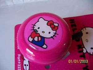 BICYCLE CUSTOM BELL HELLO KITTY PINK CUTE CCYCLING