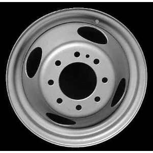 96 01 CHEVY CHEVROLET EXPRESS VAN STEEL WHEEL (PASSENGER SIDE