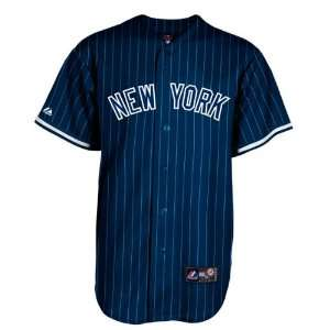 New York Yankees Jersey Majestic Fashion Replica Jersey