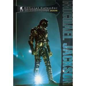 com Michael Jackson   Official Calendar 2005 (9783442310388) Michael
