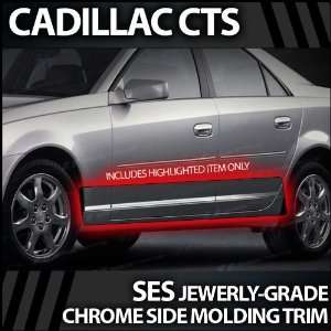 2003 2007 Cadillac CTS SES Chrome Door Molding Trim