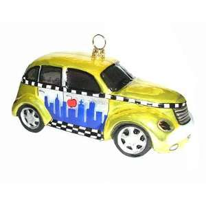 City PT Cruiser Polonaise Christmas Ornament AP1844NY