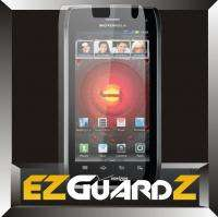 5X EZguardz Motorola Droid 4 XT894 Clear LCD Screen Protector Shield