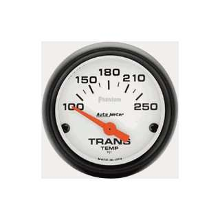 Auto Meter Phantom 2 1/16 Electric Trans. Temp. Gauge
