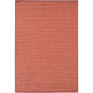 Couristan Recife Saddle Stitch 1001/4000 39 x 55 Terra