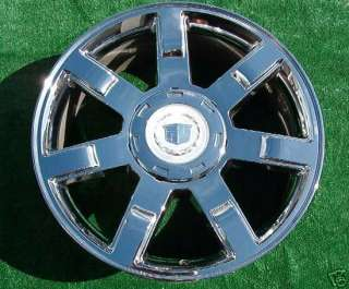 NEW 2007 Cadillac Escalade Chrome 22 inch WHEEL 5309