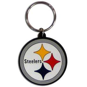 NFL Flexible Key Ring / Key Chain    You Choose Your Team $3.00 each