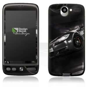 Design Skins for HTC Desire   BMW 3 series tunnel Design