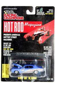 Kudzu/Racing Champions~HOT ROD MAGAZINE~ 1970 Chevelle Special Issue