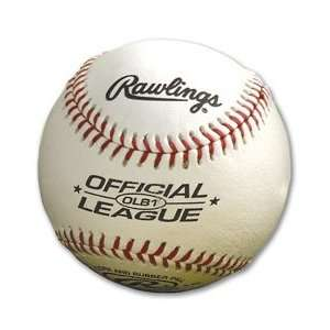 BRL    Rawlings Official League Leather Baseballs Baseball