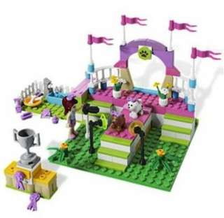 you are bidding on 1 complete set of lego friends