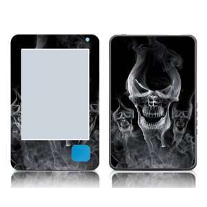 Bundle Monster Borders Kobo (1st Generation) Ereader Vinyl Skin Cover