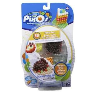 Pixos Theme Refill Food Fun Toys & Games