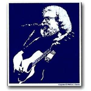 Grateful Dead Jerry Garcia Dancing Bear Hippie Bumper Stickers Stealie