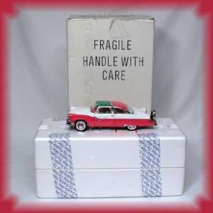 to  Franklin Mint 1955 Ford Fairlane Crown Victoria Return to top