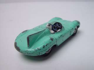 Vintage 1960s Dinky Jaguar Type D #238 Die Cast Car