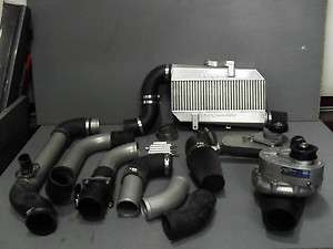 1999 2002 Ford Mustang 3.8L Procharger Kit Intercooled