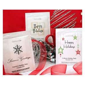 Personalized Hot Cocoa Winter Party Favors Health