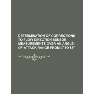 Determination of corrections to flow direction sensor measurements