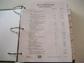 CASE 580CK Loader Backhoe Service/Repair Manual 580 CK