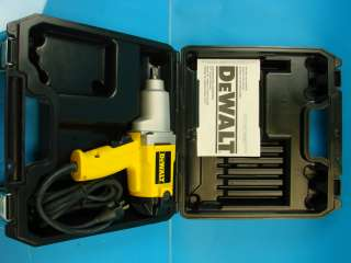 DW290 1/2 Inch Heavy Duty Electric Impact Wrench dw 290 reversing new