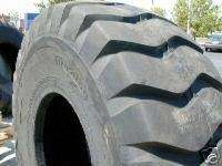 20.5x25, 20.5 25, 20 PLY E3/L3 WHEEL LOADER TIRE