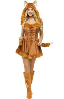 Sexy Foxy Lady Adult Costume for Halloween   Pure Costumes