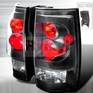 Chevrolet Tahoe Suburban 2007 2008 2009 2010 2011 Altezza Tail Lights
