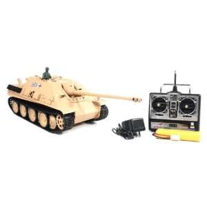 Airsoft German Jagdpanther 116 Electric RTR RC Tank