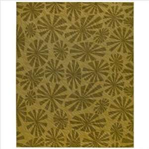 Angela Adams 20300 Bonnie Citron Contemporary Rug