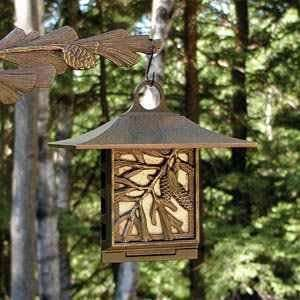 Pinecone Suet Bird Feeder Patio, Lawn & Garden