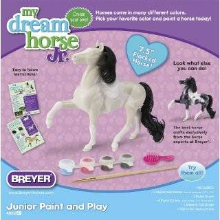 Breyer My Dream Horse Jr Create Paint And Play Toys