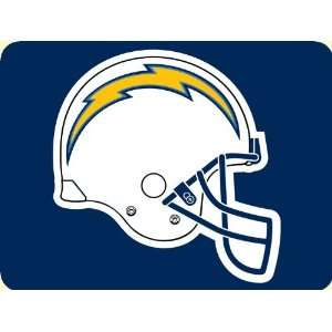 San Diego Chargers Helmet Mouse Pad