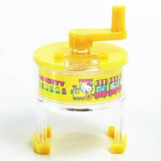 Hello Kitty Mini Shaved Ice Maker   Orange Toys & Games