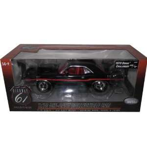 440 Six Pack Black Diecast Car Model 1/18 Highway 61 Toys & Games