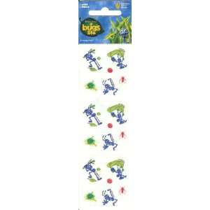 Disney Pixar A Bugs Life Mini Size Stickers Arts, Crafts