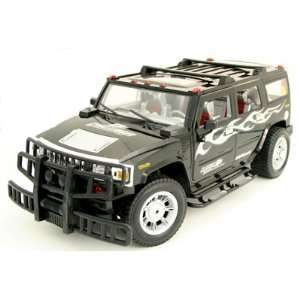 RC Electric Hummer  Car 1/4 Scale Toys & Games