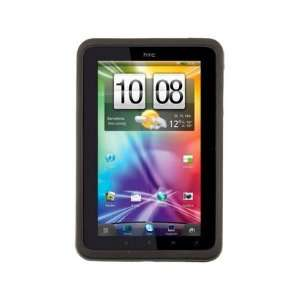 Phone Cover Case stylish Black Protector for HTC EVO View Tablet Cell