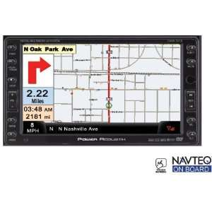 PAVN7210 6.5? Wide Touch Screen Double Din In Das Electronics