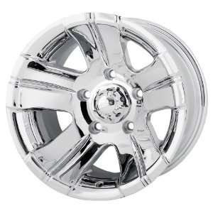 Ion Alloy 138 Polished Wheel (16x10/8x165.1mm