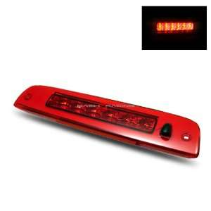 03 06 Ford Expedition LED 3rd Brake Light   Red Automotive