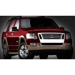 Ford Explorer Chrome Door Handle Trim 2002 2010