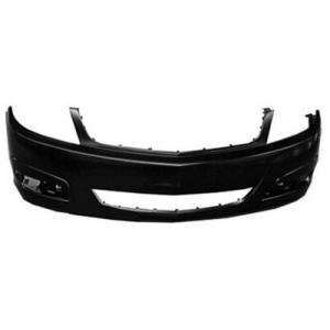 SN04020BB DK5 Saturn Aura Primed Black Replacement Front Bumper Cover